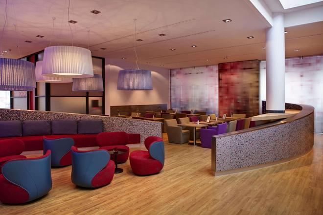 Intercityhotel Berlin Hauptbahnhof - Berlín - Lounge