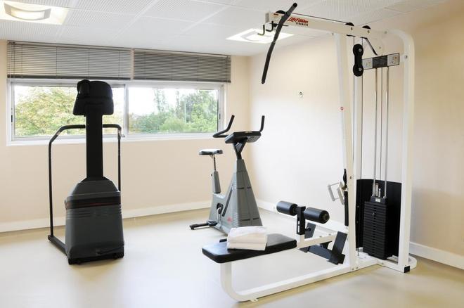 Best Western Plus Paris Orly Airport - Rungis - Gym