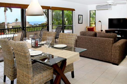 Wailea Ekolu Village, A Destination Residence - Wailea - Dining room