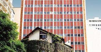 Hotel Tibagi - Curitiba - Edificio