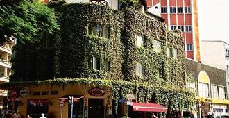 Hotel Tibagi - Curitiba - Toà nhà