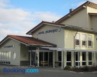Hotel Europa - Ramstein-Miesenbach - Gebäude