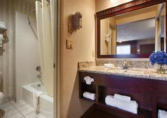 Best Western Pasadena Inn - Pasadena - Μπάνιο
