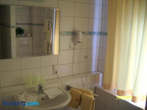 Gästehaus Priester - Limburg an der Lahn - Bathroom