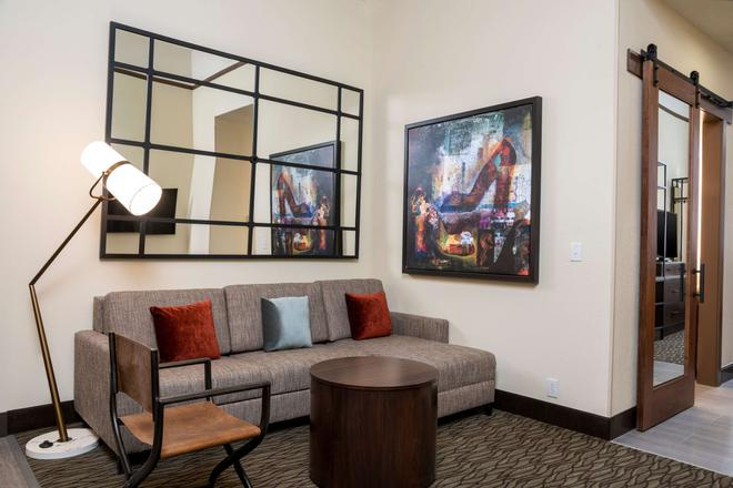 Homewood Suites by Hilton Indianapolis-Downtown - Indianapolis - Bedroom