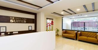 Sanctum Suites Whitefield Bangalore - Bangalore - Recepción
