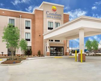 Comfort Inn & Suites - Zachary - Building