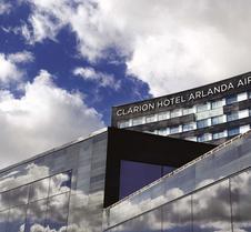 Clarion Hotel Arlanda Airport Terminal