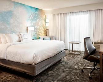 Courtyard by Marriott Cincinnati Airport South/Florence - Florence - Bedroom