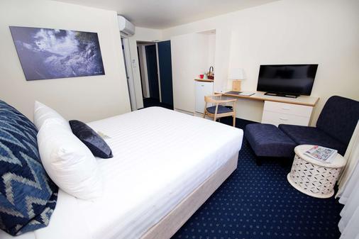 Jet Park Hotel Rotorua - Rotorua - Bedroom