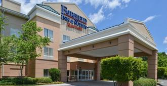 Fairfield Inn & Suites Charleston North/University Area - North Charleston - Edificio