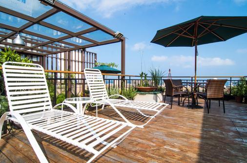 Lishiuan International Hotel - Hualien City - Parveke