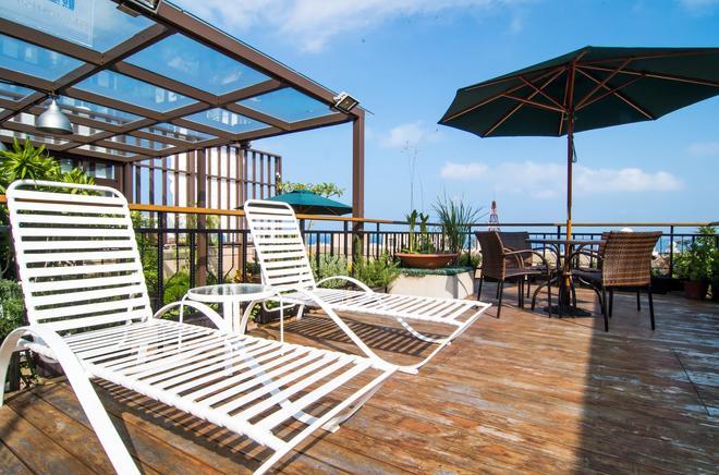 Lishiuan Hotel - Hualien City - Balcony