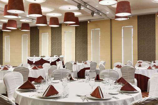 錫比烏華美達酒店 - 西比由 - 錫比烏 - 宴會廳