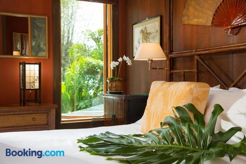 Holualoa Inn - Kailua-Kona - Bedroom