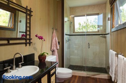 Holualoa Inn - Kailua-Kona - Bathroom