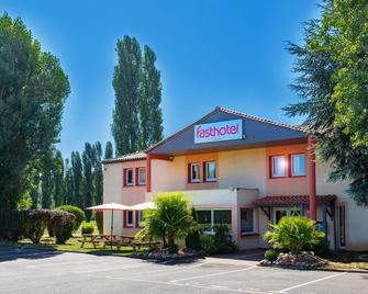 Fasthotel Perigueux - Périgueux - Gebäude
