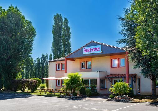 Fasthotel Perigueux - Périgueux - Building