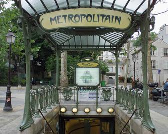 Ibis Paris Porte de Vanves Parc Des Expositions - Vanves - Terasa
