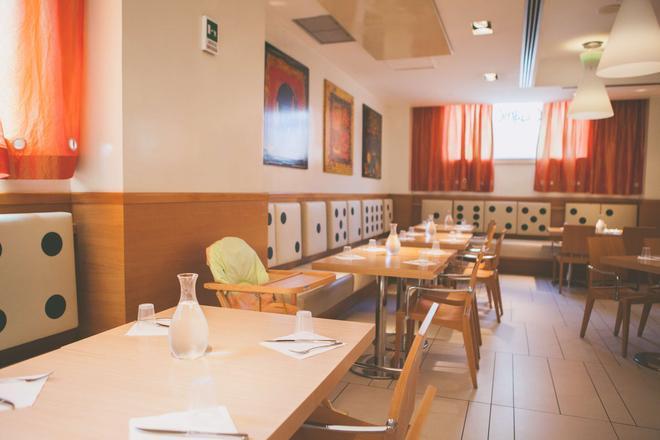 貝斯特韋斯特格羅布斯酒店 - 羅馬 - 羅馬 - 餐廳