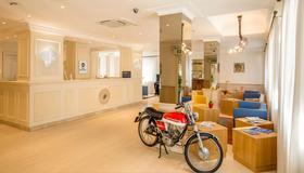 Best Western Globus Hotel - Roma - Reception
