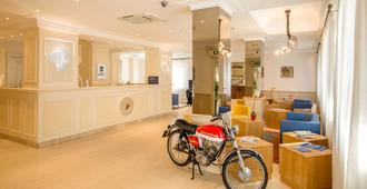 Best Western Globus Hotel - Roma - Reception