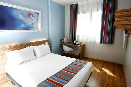 Travelodge Madrid Alcalá - Madrid - Makuuhuone
