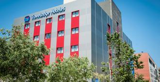 馬德里阿爾卡拉旅程住宿酒店 - 馬德里 - 建築