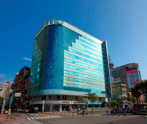 Just Sleep Ximending - Taipei (Đài Bắc) - Toà nhà