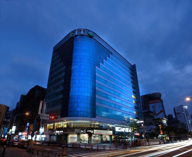 Just Sleep - Ximending - Ταϊπέι - Κτίριο