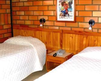 Hotel Fraiburgo - Fraiburgo - Спальня