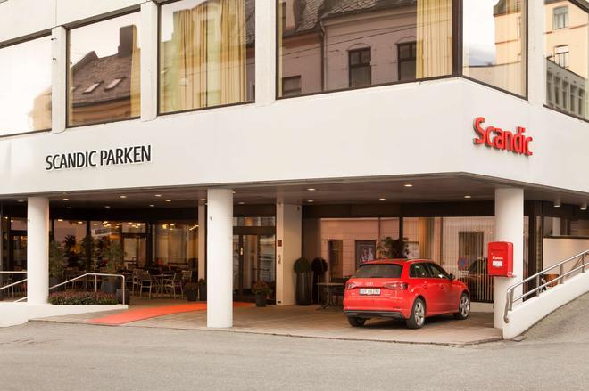 Scandic Parken - Ålesund - Rakennus