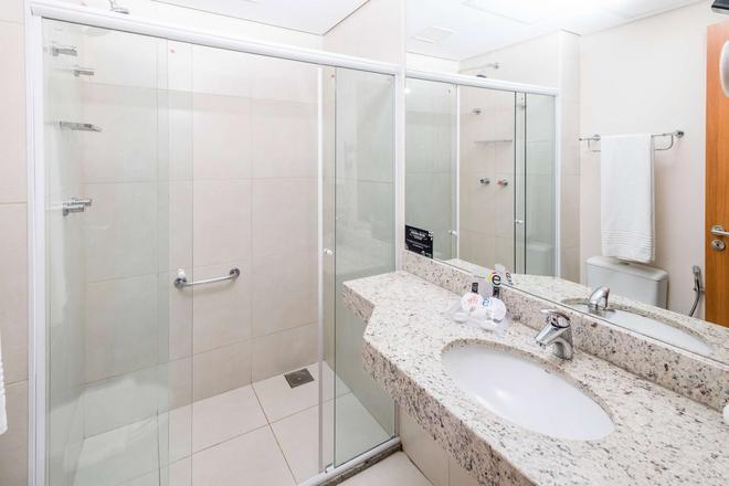 Ramada Encore by Wyndham Belo Horizonte Luxemburgo - Belo Horizonte - Bathroom