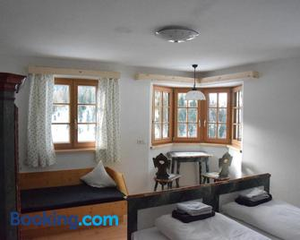 Haus Christian - Niederthai - Bedroom