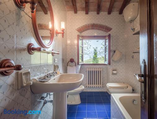 Le Cetinelle B&b - Greve in Chianti - Bathroom