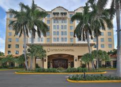 馬那瓜市中心洲際酒店 - 馬拿瓜 - 馬拿瓜 - 建築