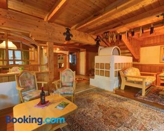 Glocknerhaus - Berg im Drautal - Living room