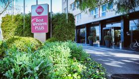 Best Western Plus Hotel Alfa Aeropuerto - Barcelona - Edificio
