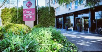 Best Western Plus Hotel Alfa Aeropuerto - Barcelona - Bangunan