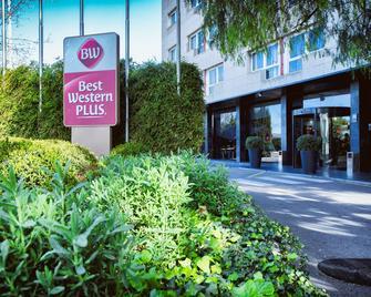Best Western Plus Hotel Alfa Aeropuerto - Barcelona - Gebouw