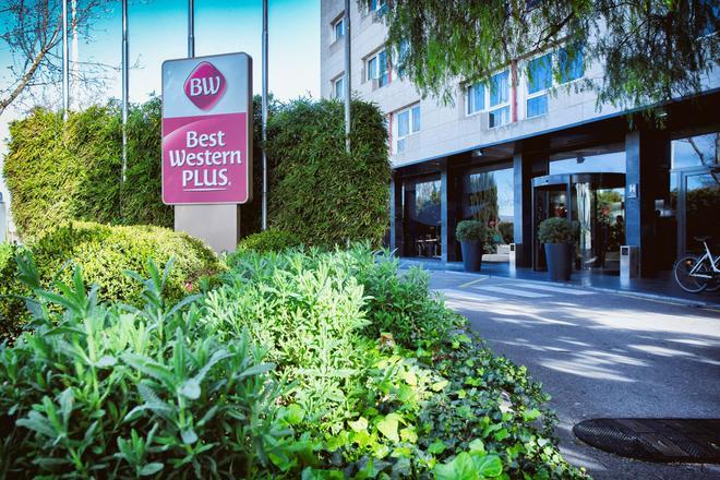 Best Western Plus Hotel Alfa Aeropuerto - Barcelona - Budynek