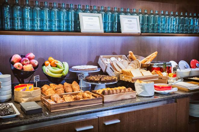 Best Western Plus Hotel Alfa Aeropuerto - Barcelona - Bufet