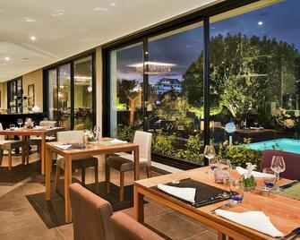 Carlton Hotel - Antananarivo - Restaurante