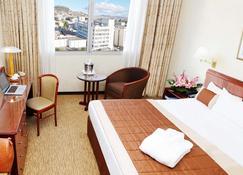 卡爾頓酒店 - 安塔那那利佛 - 塔那那利佛 - 臥室