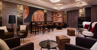 Hamburg Marriott Hotel - Hamburg - Lounge