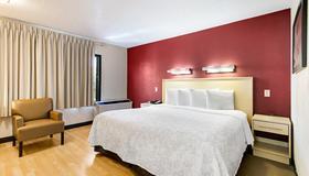 西棕櫚灘紅屋頂普拉斯酒店 - 西棕櫚海灘 - 西棕櫚海灘 - 臥室