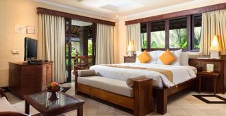 Hotel Vila Lumbung - Kuta - Bedroom