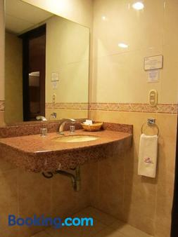 Gran Hotel Panorama - Mexico City - Bathroom