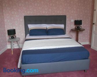 Maison En Ville - Airvault - Slaapkamer