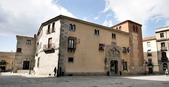 Palacio Valderrabanos - Ávila - Edifício
